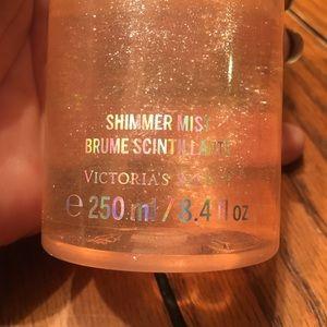 PINK Victoria Secret Sun Kissed Shimmer